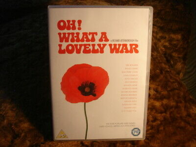 Oh! What A Lovely War.british Film. 1969.dvd • 3.99£