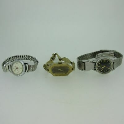 $ CDN79.10 • Buy Lot Of 3 Vintage Ladies Mechanical Watches Parts