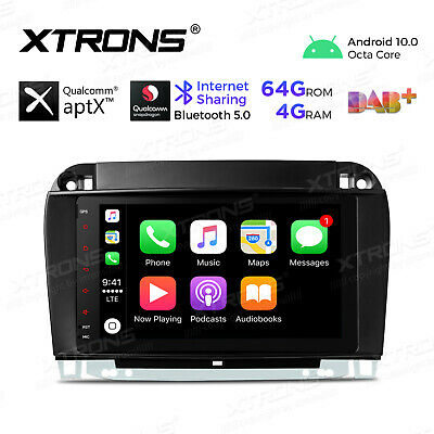 $279.99 • Buy 7  Car Radio GPS Stereo Android 10 For Mercedes-Benz S-class W220 S350 S320 S280