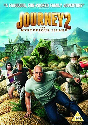 £2.96 • Buy Journey 2: The Mysterious Island [DVD] [2012] [DVD] [2015]