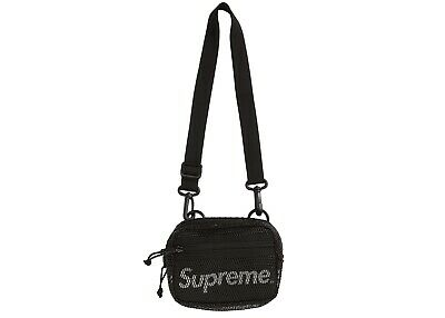 $ CDN107.58 • Buy Supreme Ss20 Shoulder Bag Black
