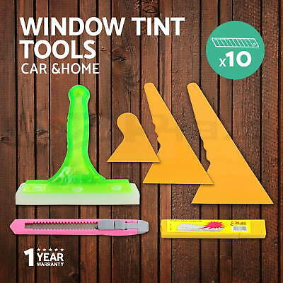 AU18.95 • Buy Window Tint Tinting Tools Kit For Car House Application Tint Film Squeegee