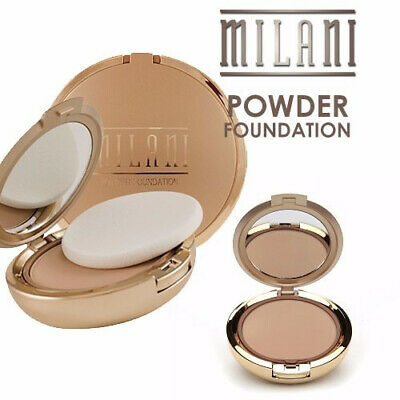 Milani Even Touch Powder Foundation Sealed On Card You Choose Shade From Menu • 12.99£