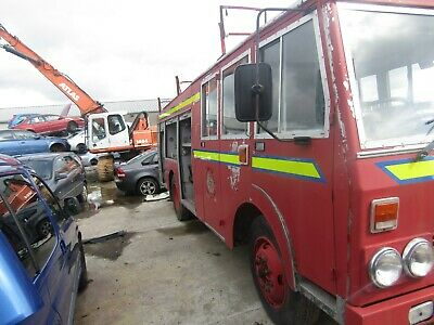 Water Pump From Fire Truck Bedford TL 500 • 1,500£