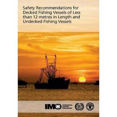 £47.76 • Buy Safety Recommendations For Decked Fishing Vessels Of Le - Paperback NEW Food And