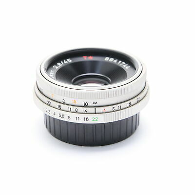$435.68 • Buy CONTAX Tessar T*45mm F/2.8 MM  100Jahre (for CONTAX / YASHICA Mount)