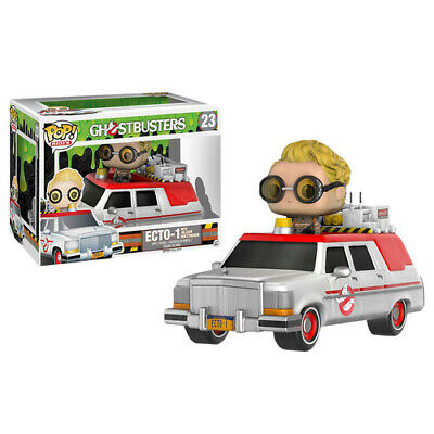 Ghostbusters (2016) Ecto-1 Pop! Ride Vehicle Toy Stylized Collectable Figure • 43£