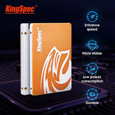 KingSpec SSD Internal Solid State Hard Drive For Laptop 2.5 SATA3 Variant Sizes • 224.90£