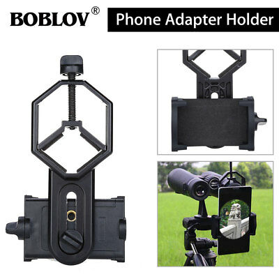 BOBLOV Holder Bracket Adapter For Universal Spotting Scope Monocular SmartPhone • 11.29£