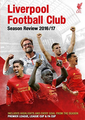 £13.97 • Buy Liverpool Fc-end Of Season Review 2016/17 Dvd New