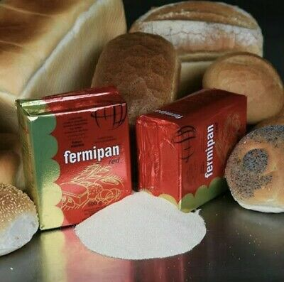 Fermipan Red 500g Instant Dried Yeast  Bread Baking Yeast Bakers Bread Making • 3.10£