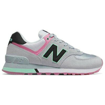 new balance mujer 574 negras y rosas
