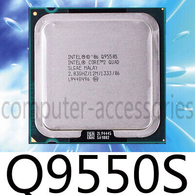 $ CDN81.26 • Buy Intel Core 2 Quad Q9550S 2.83GHz Quad-Core LGA775 CPU Processor