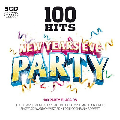 100 Hits New Years Eve Party - Various Artists (2011) (CD) • 4.91£