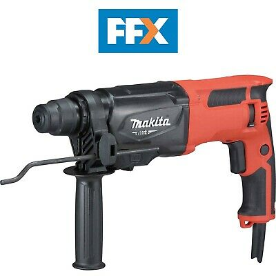 View Details Makita Rotary Hammer Drill 240V SDS + 3 Modes Variable Speed Torque Limiter MT  • 69.95£