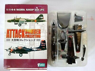 AU98.32 • Buy F-toys 1/144 Bomber A-26 US Air Force