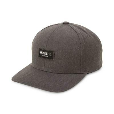 $9.32 • Buy O'Neill Mens Moscow Gray Adjustable Snapback Hat Ball Cap O/S BHFO 4502