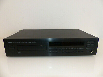 Yamaha CDX-570 CD Player Compact Disc Player Schwarz • 62.02£