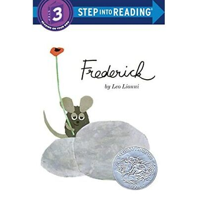 Frederick (Step Into Reading: A Step 3 Book) - Paperback NEW Leo Lionni (Aut 201 • 5.45£