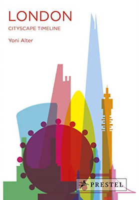 AU12.18 • Buy Alter, Y-london Cityscape Timeline Book New