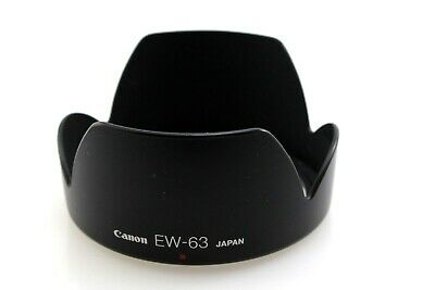 Canon EW-63 Lens Hood For Canon 28mm F1.8 And 28-105mm F3.5-4.5 USM II • 9.99£