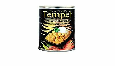 [ZEROED] Doctor Tempeh | Tempeh In An Authentic Spicy Javanese Sauce | 6 X 300g • 24.09£