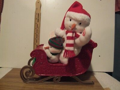 $34.95 • Buy Hallmark 2016 Jingle Pals Twinkling Sleigh Ride New With Tags
