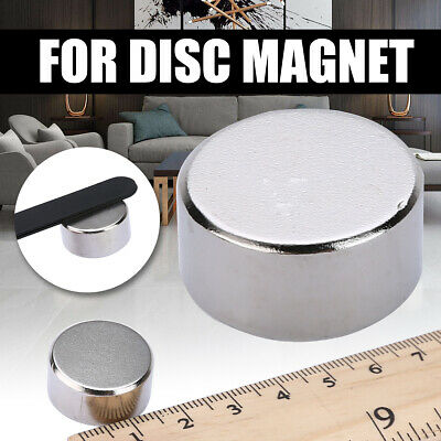 AU8.56 • Buy N52 Super Strong Magnets Block Rare Earth Disc Round Neodymium Strong Magnet