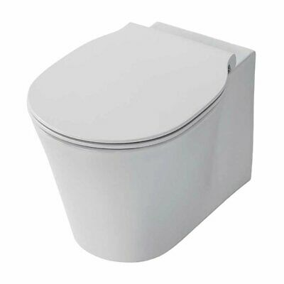 Ideal Standard Concept Air Wall Hung Toilet 545mm Projection - Soft Close Seat • 383.95£