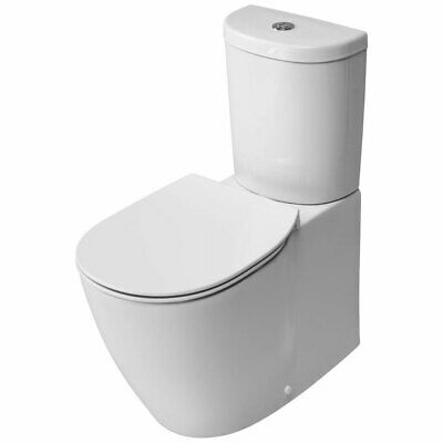 Ideal Standard Concept Aquablade Arc Close Coupled Back To Wall Toilet Cistern S • 496.95£
