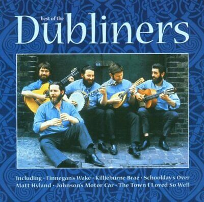 Best Of The Dubliners - (1999) (CD) • 2.50£