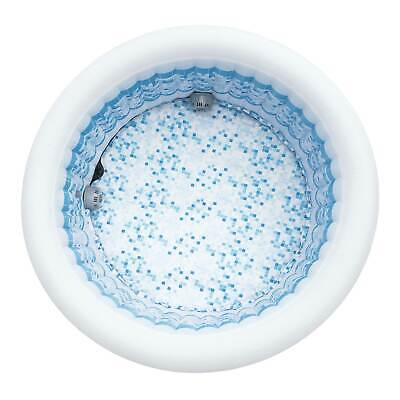 $717.34 • Buy Bestway 54124 SaluSpa Portable 4-Person Round Inflatable Hot Tub Spa With Pump