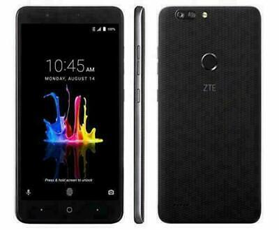 $119.99 • Buy ZTE Blade Z MAX Z982 UNLOCKED 32GB Black Smartphone New In Box