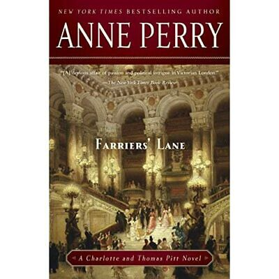 Farriers' Lane - Paperback NEW Perry, Anne 2011-03-22 • 13.18£