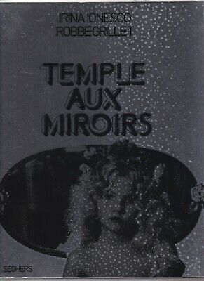 $ CDN327.59 • Buy  IRINA IONESCO ALAIN ROBBE-GRILLET TEMPLE AUX MIROIRS 1977 Photographies Seghers