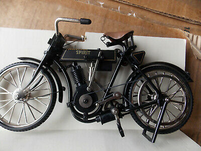 $99 • Buy  1/10 Scale 1903 American Sprit Motorcycle Limited Edition By Xonex