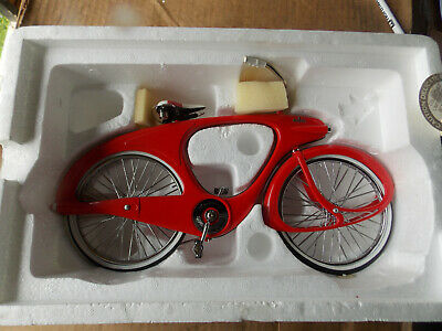 $79 • Buy Large 1/6 Scale Bowden Spacelander Bicycle In Red Limited Edition By Xonex