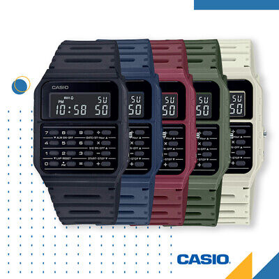 AU44.95 • Buy Casio CA-53W NEW Databank Retro Mens Unisex Digital Watch Calculator GENUINE