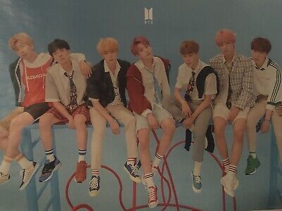 $10 • Buy BTS Poster (Used)