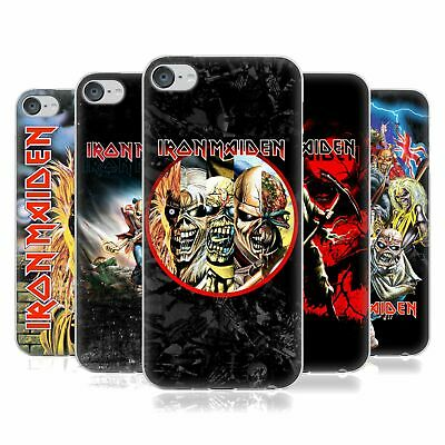 £14.64 • Buy OFFICIAL IRON MAIDEN ART GEL CASE FOR APPLE IPOD TOUCH MP3