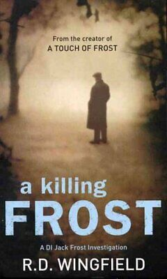 £8.56 • Buy A Killing Frost (Di Jack Frost Book 6) By R D Wingfield 9780552156899