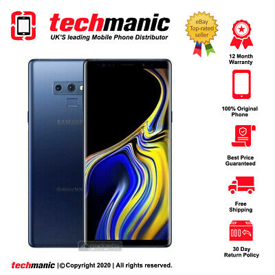 $ CDN516.48 • Buy Samsung Galaxy Note 9 SM-N960 - 128GB - Blue (Unlocked) Smartphone - Grade A
