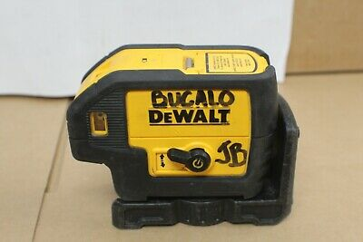 $150 • Buy DeWALT DW085 Red Self-Leveling 5-Spot Laser Level