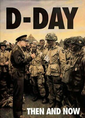 £25.65 • Buy D-Day Then And Now: V. 1 By Winston G. Ramsey 9780900913846   Brand New
