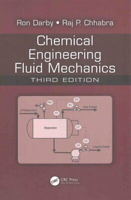 £84.26 • Buy Chemical Engineering Fluid Mechanics By Ron Darby 9781498724425 | Brand New