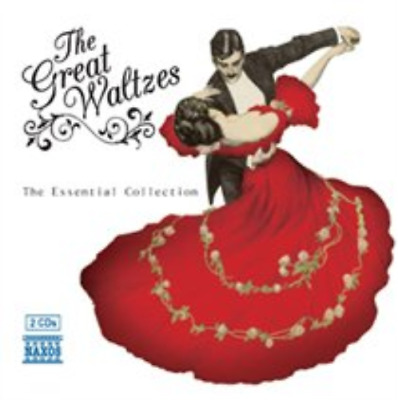 The Great Waltzes CD NEW • 12.56£
