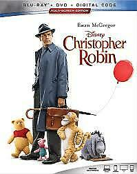 $5.95 • Buy Christopher Robin (BLURAY, 2018) DISC ONLY