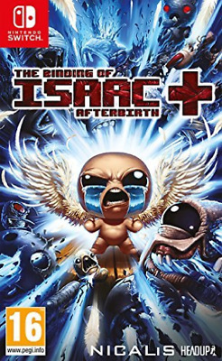 AU39.17 • Buy Nintendo Switch-THE BINDING OF ISAAC AFTERBIRT GAME NEW