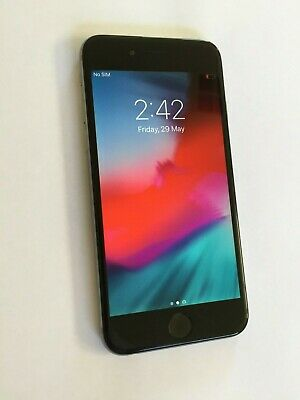AU102.50 • Buy Apple IPhone 6 - 32GB - Space Grey (Unlocked) Works Well