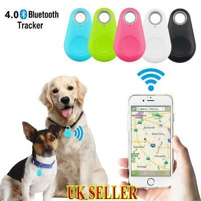 Mini Bluetooth GPS Tracking Finder Device Tag Pets Key Child Car Tracker Locator • 3.52£
